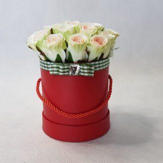 małe kwiaty w pudełku - 35 - zdj 1