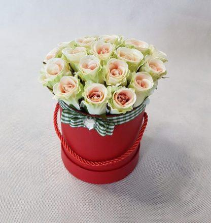 małe kwiaty w pudełku - 35 - zdj 2