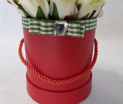 małe kwiaty w pudełku - 35 - zdj 3