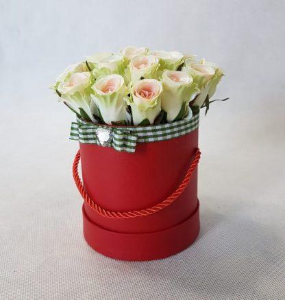 małe kwiaty w pudełku - 35 - zdj 4