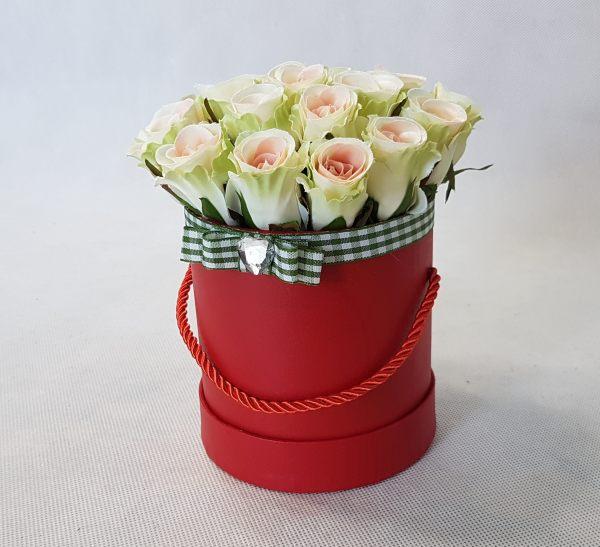 małe kwiaty w pudełku - 35 - zdj 5