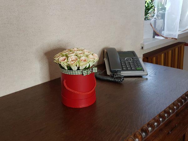 małe kwiaty w pudełku - 35 - zdj 7
