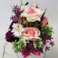 kwiaty w białym pudełku - wzór 36 - zdj 3