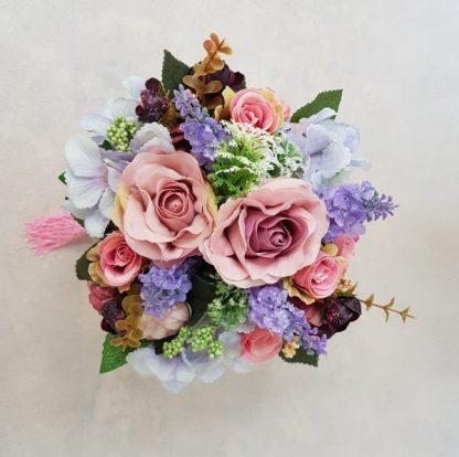 kwiaty w różowym pudełku - wzró 37 - zdj. 4