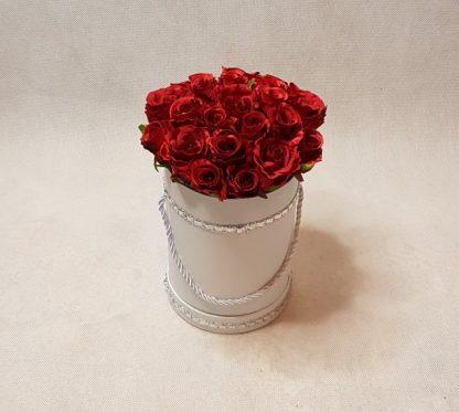 róze w pudełku - wzór 45 - 1