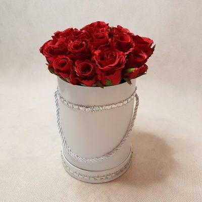 róze w pudełku - wzór 45 - 3