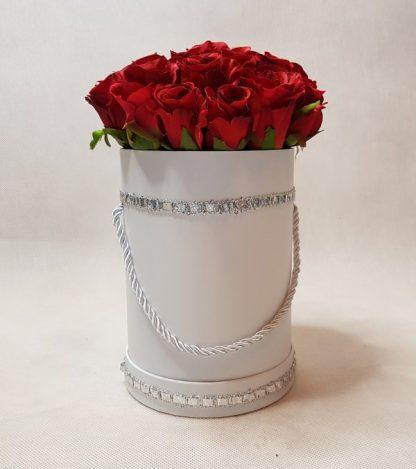 róze w pudełku - wzór 45 - 4