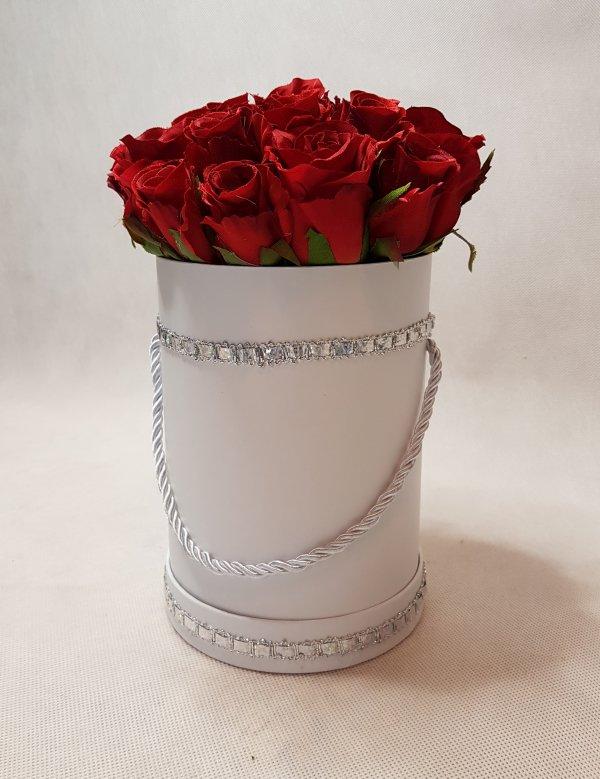róze w pudełku - wzór 45 - 6