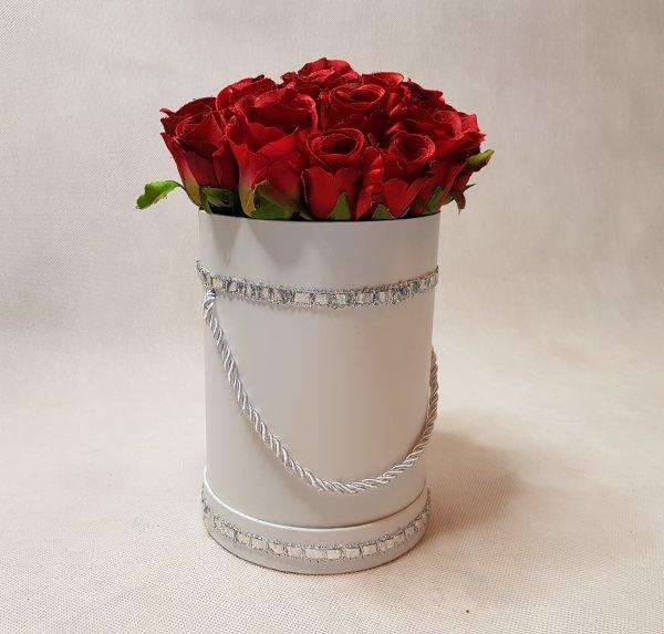 róze w pudełku - wzór 45 - 7