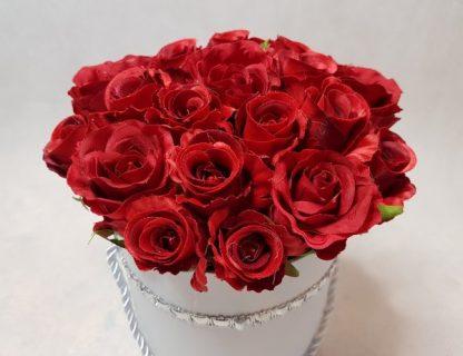 róze w pudełku - wzór 45 - 8