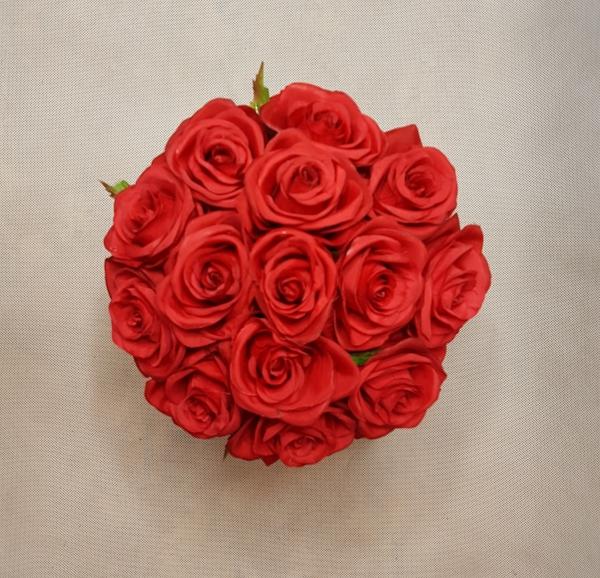róże w pudełku - wzór 46 - 1