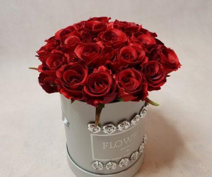 róże w pudełku-wzor50-07
