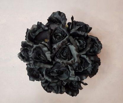 czarne róże w pudełku-wzor56-02