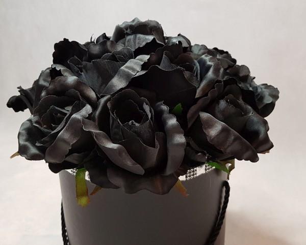 czarne róże w pudełku-wzor56-08