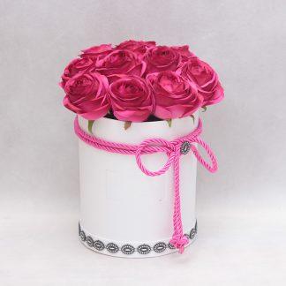 Kwiaty w pudełku (flower box)